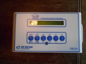 Radon Monitor